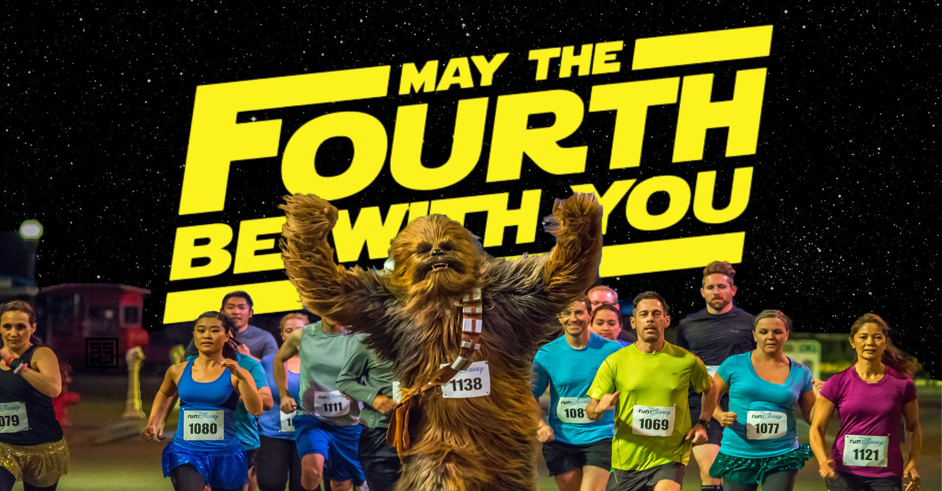 May Fourth Be With You