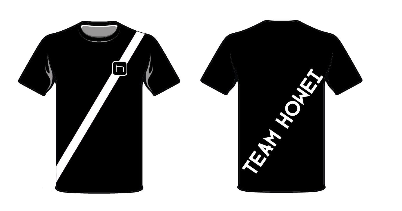 Team Howei Shirt Design