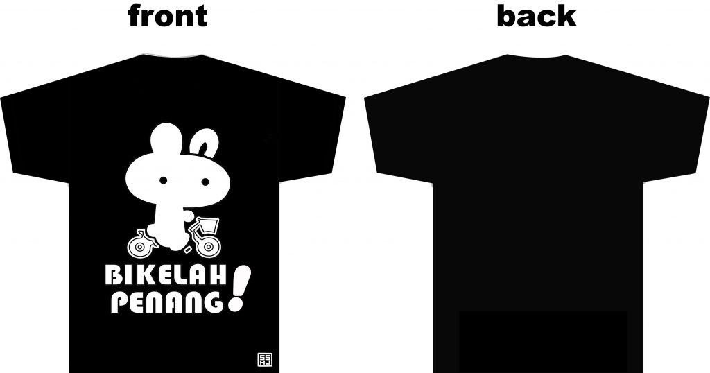 Bikelah Shirt Design