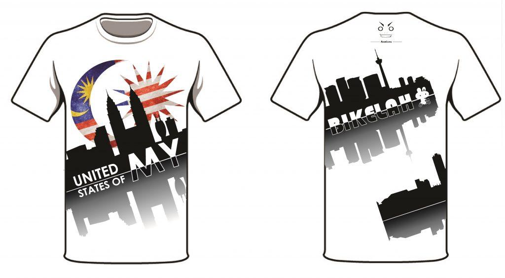 Malaysia Shirt Design