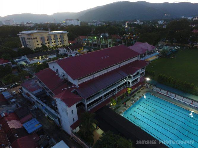 Penang CRC George Town Aerial