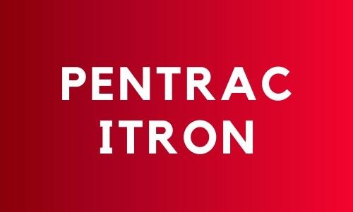 Pentrac Itron Long Logo