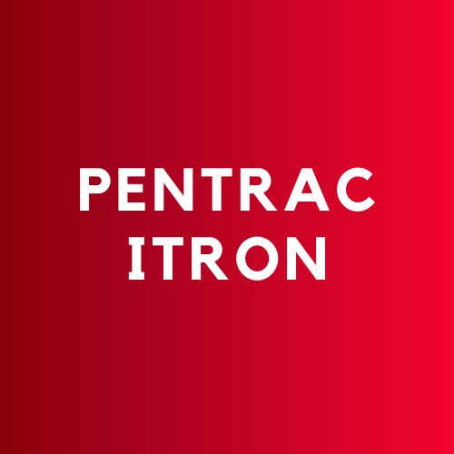 Pentrac Itron Logo