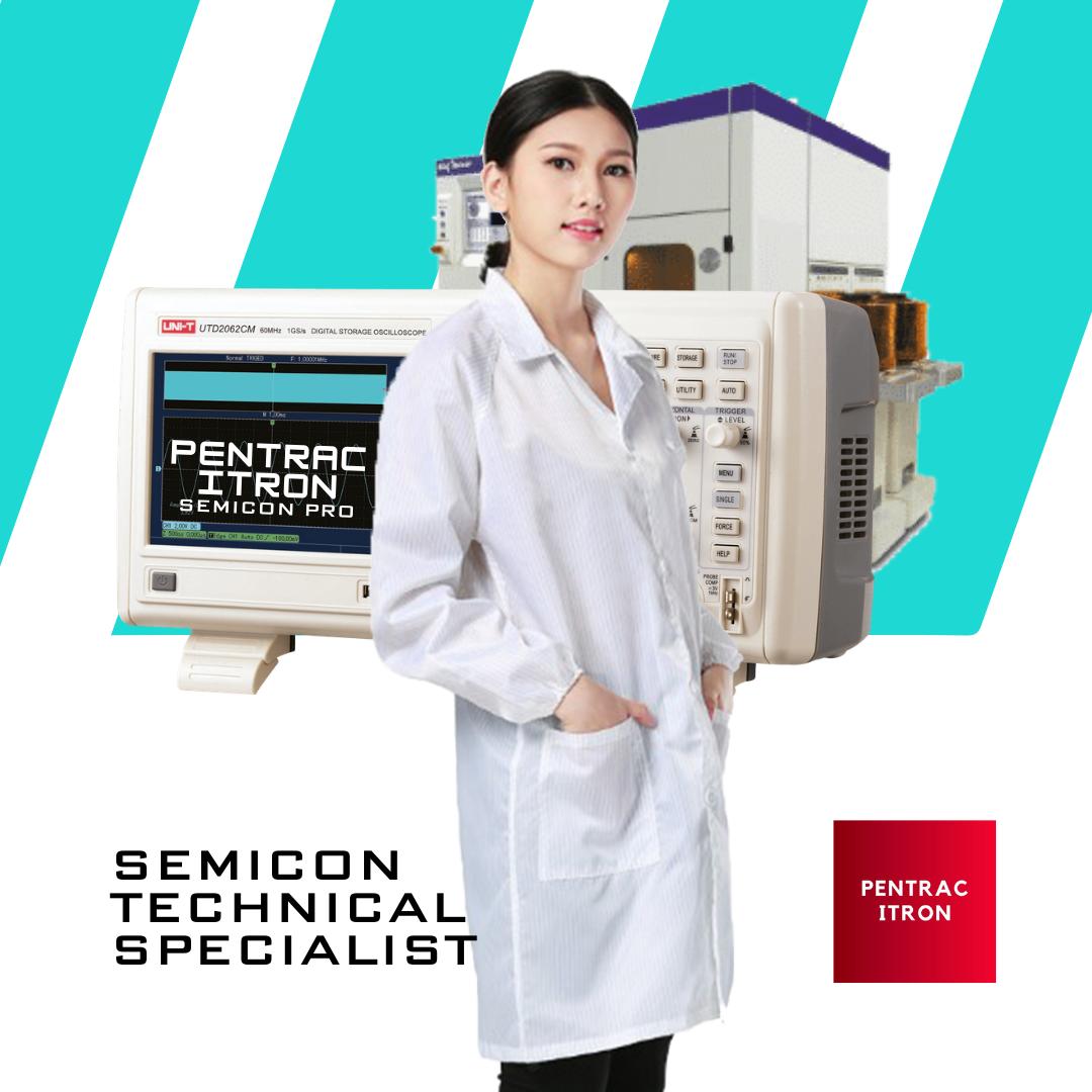 Pentrac Itron Semicon Specialist
