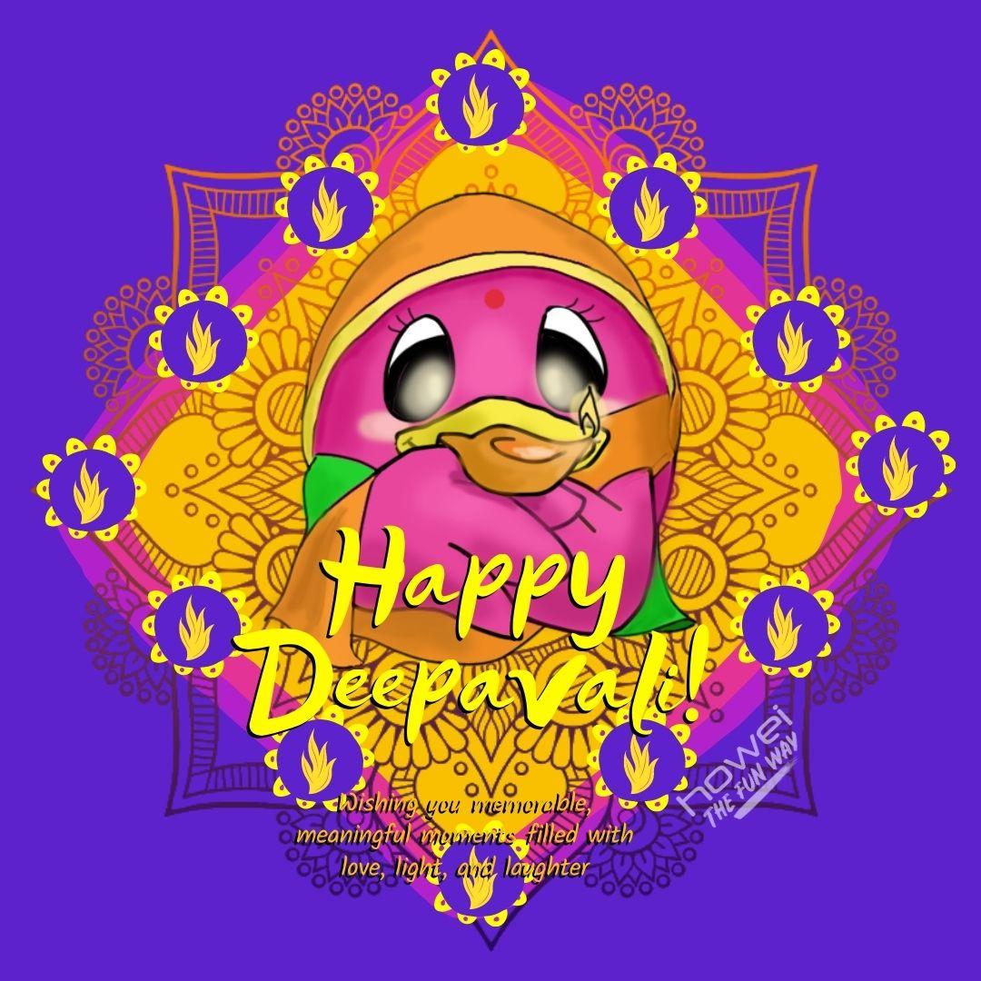 Happy Deepavali Howei