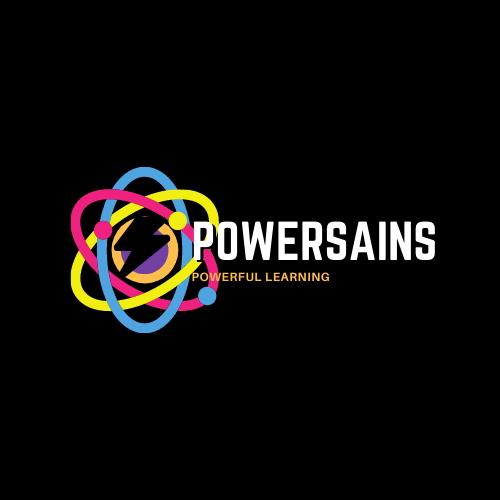 Powersains STEM Learning Logo
