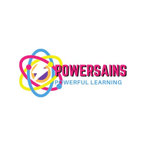 Powersains Learning Logo