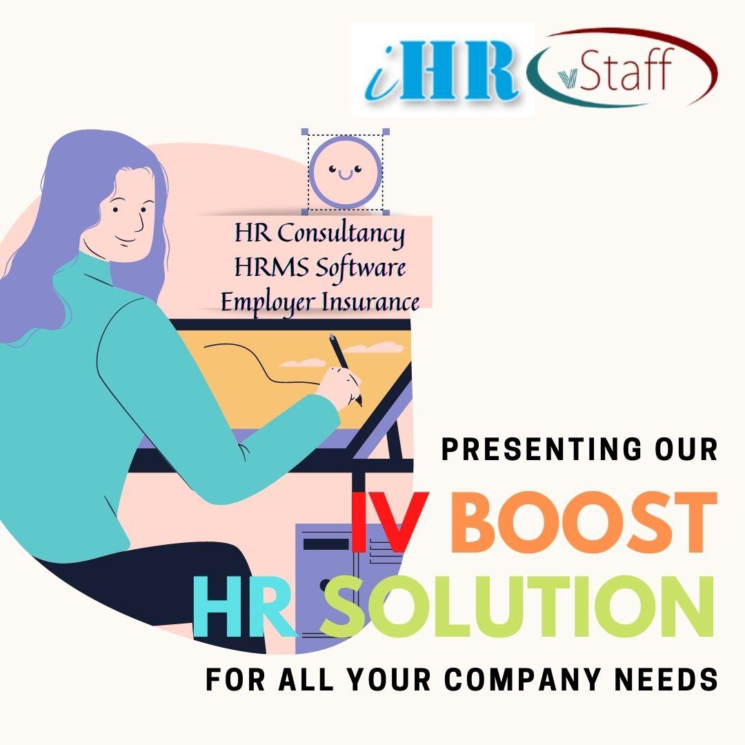 iHR vStaff HR Software Consultancy Employer Insurance