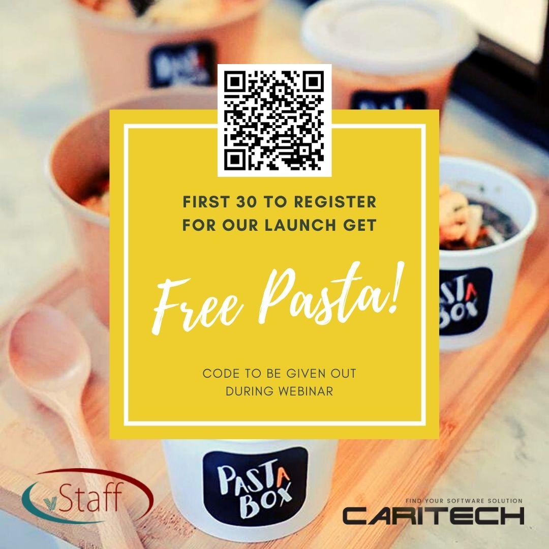 PastaBox pasta voucher
